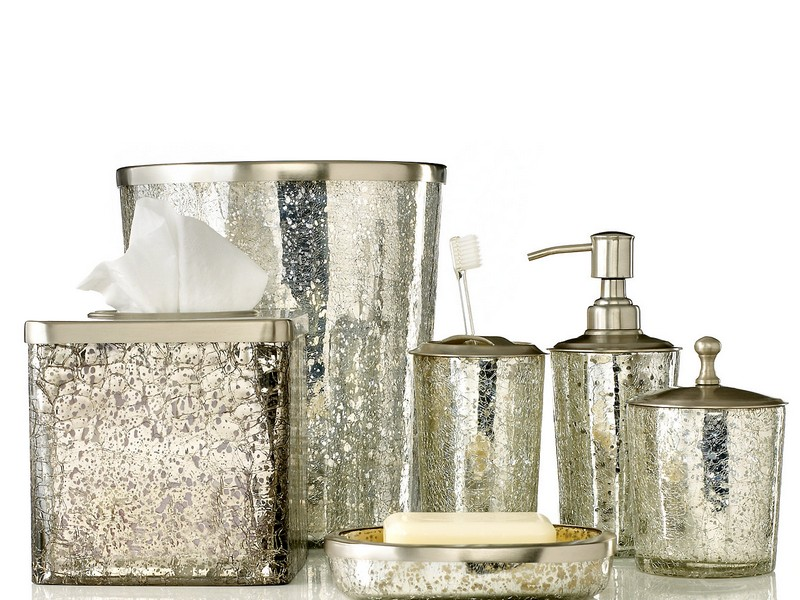 Bathroom Canisters Set