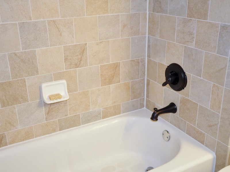 Bathroom Caulking Mold