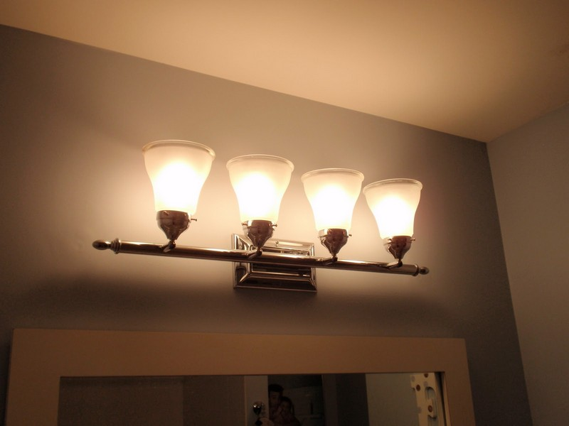 Bathroom Ceiling Lights Home Depot