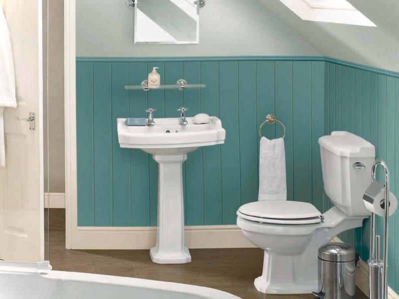 Bathroom Color Combinations Small Bathrooms
