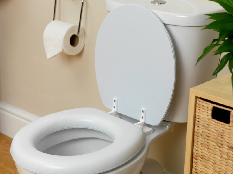 Bathroom Commode Accessories