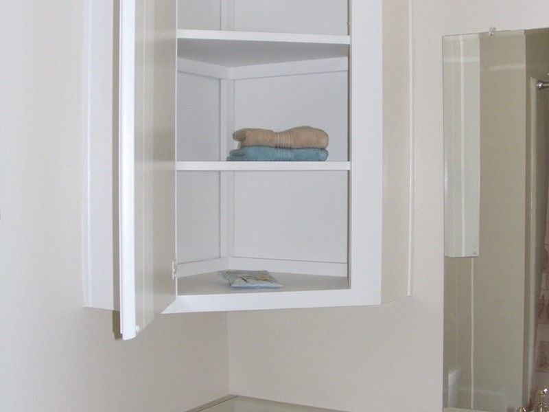 Bathroom Corner Wall Cabinets