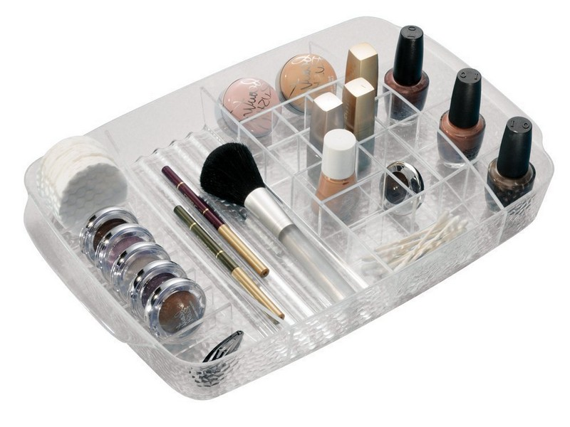 Bathroom Counter Makeup Organizer