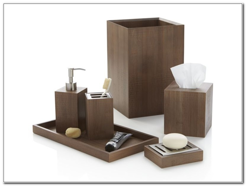Bathroom Countertop Accessories Sets