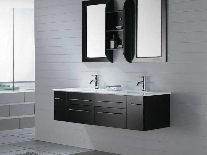 Bathroom Cupboards Designs
