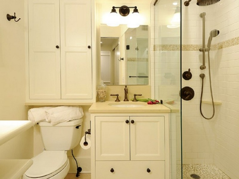 Bathroom Cupboards For Small Spaces