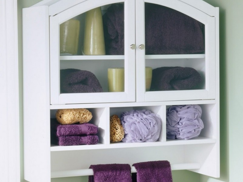 Bathroom Cupboards For Towels