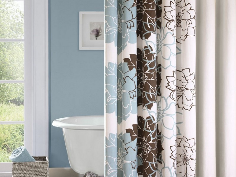 Bathroom Curtain Ideas For Shower