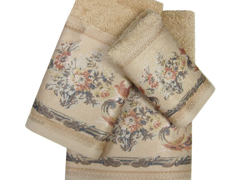 Bathroom Decorative Towel Sets