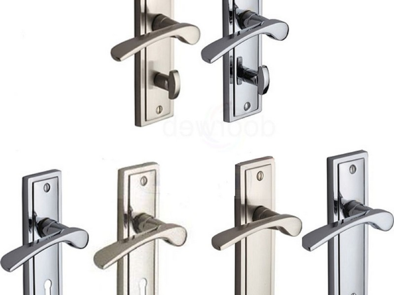 Bathroom Door Locks And Handles Bq