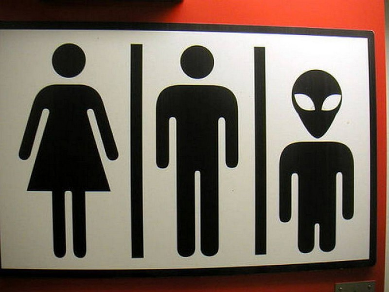 Bathroom Door Signs Funny