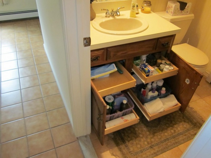 Bathroom Drawer Organizer Ideas