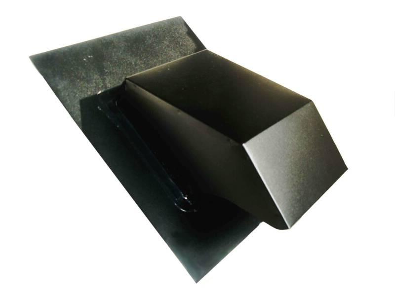 Bathroom Exhaust Roof Vent Cap