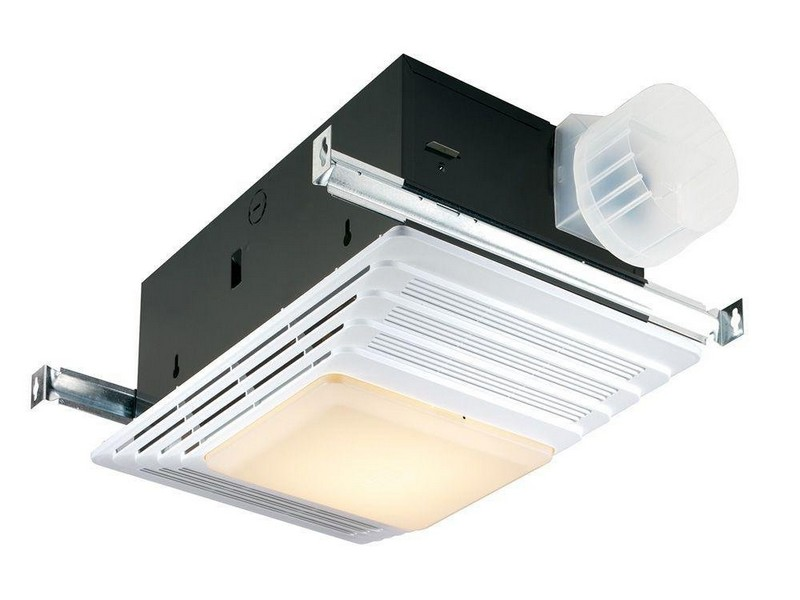 Bathroom Fan Heater Light Combination