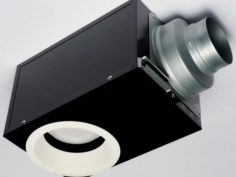 Bathroom Fan Light Combo Recessed