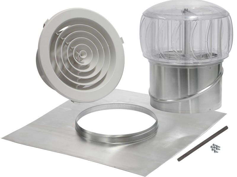 Bathroom Fan Vent Kit
