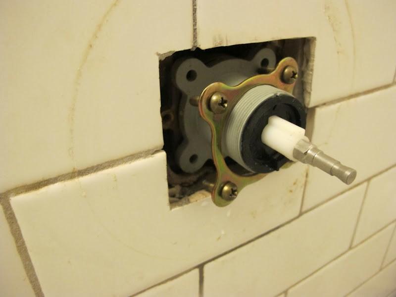 Bathroom Faucet Leaking At Base