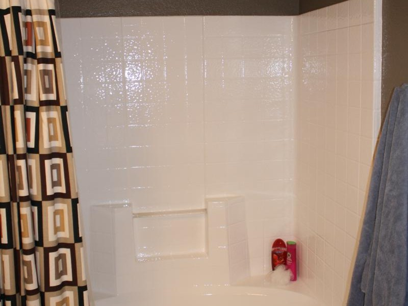 Bathroom Fiberglass Shower Stalls