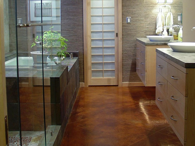 Bathroom Flooring Options Ideas