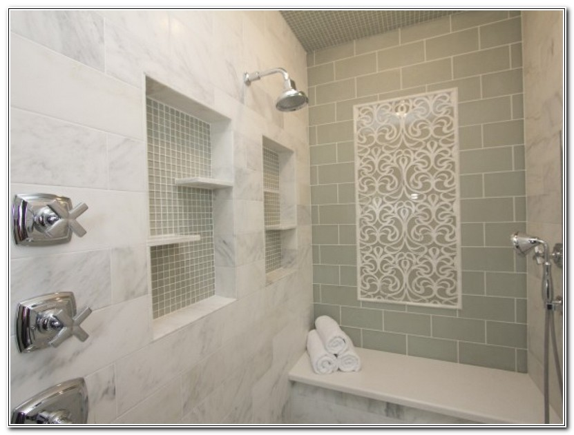 Bathroom Glass Tile Gallery