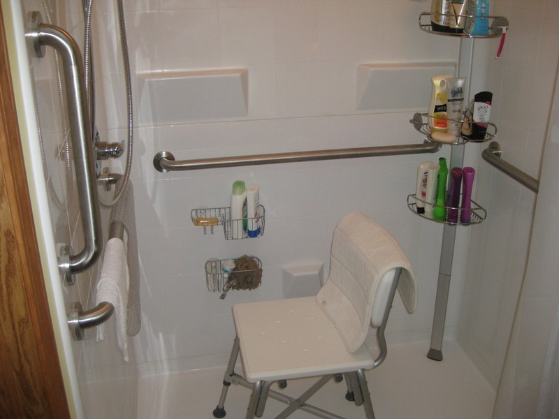 Bathroom Grab Bar Height