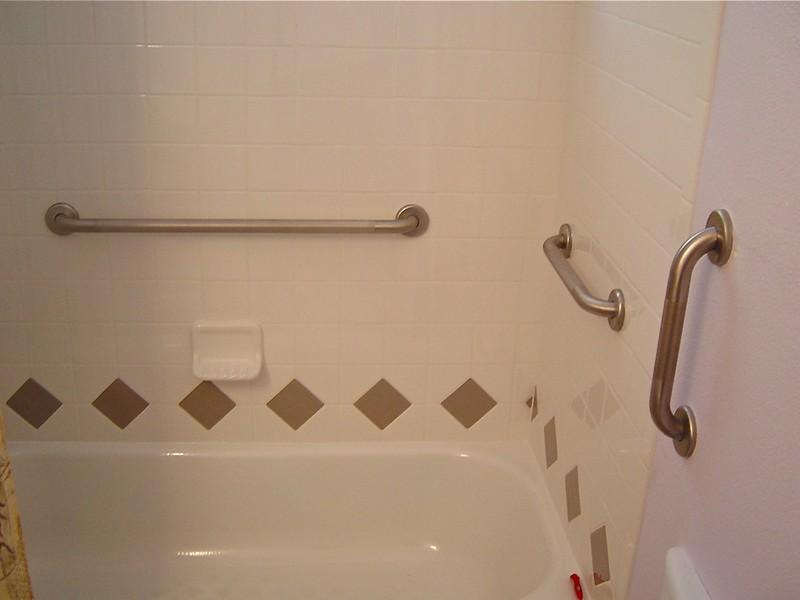 Bathroom Grab Bar Placement
