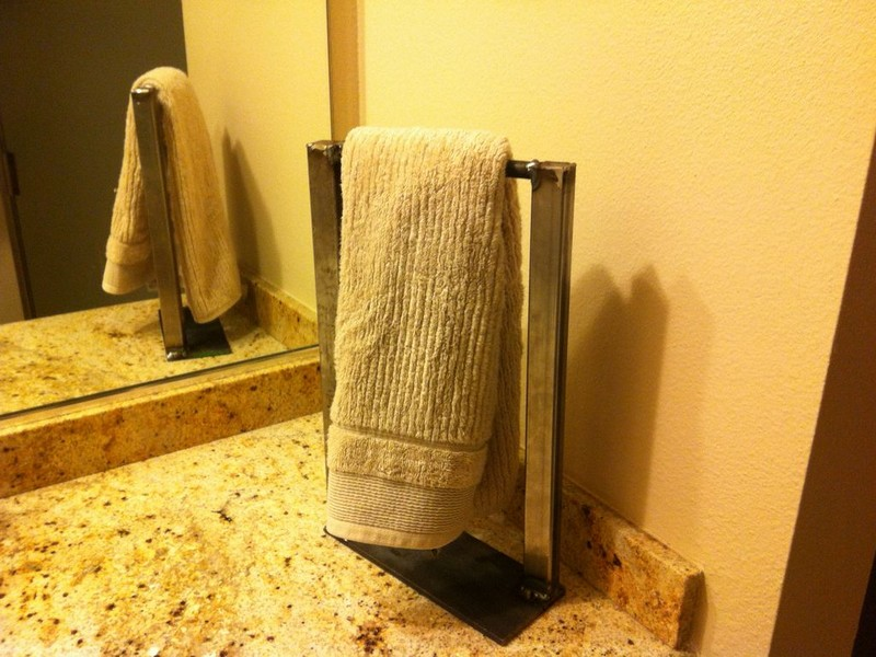 Bathroom Hand Towel Holders