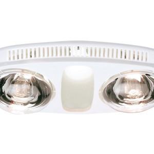 Bathroom Heat Lamp Cover