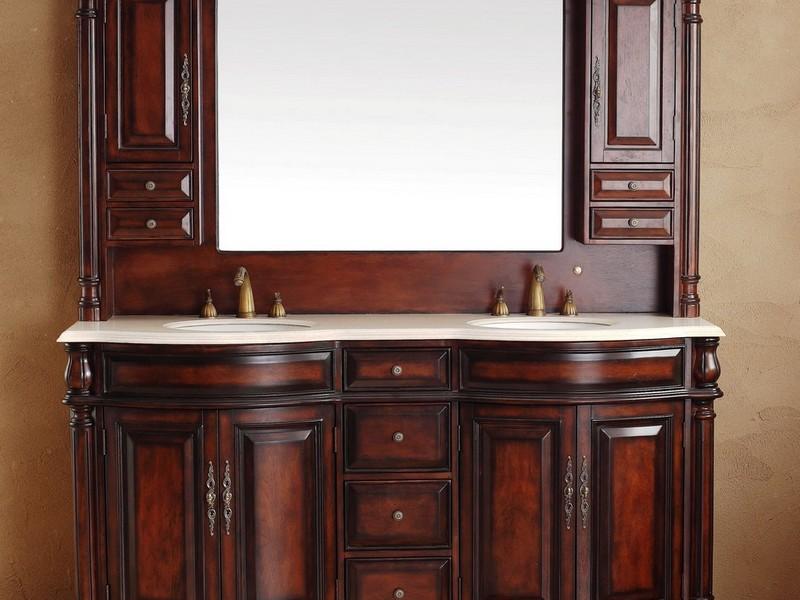 Bathroom Hutch