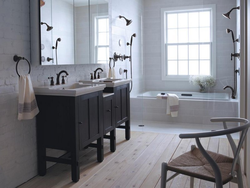 Bathroom Ideas With Oil Rubbed Bronze Fixtures
