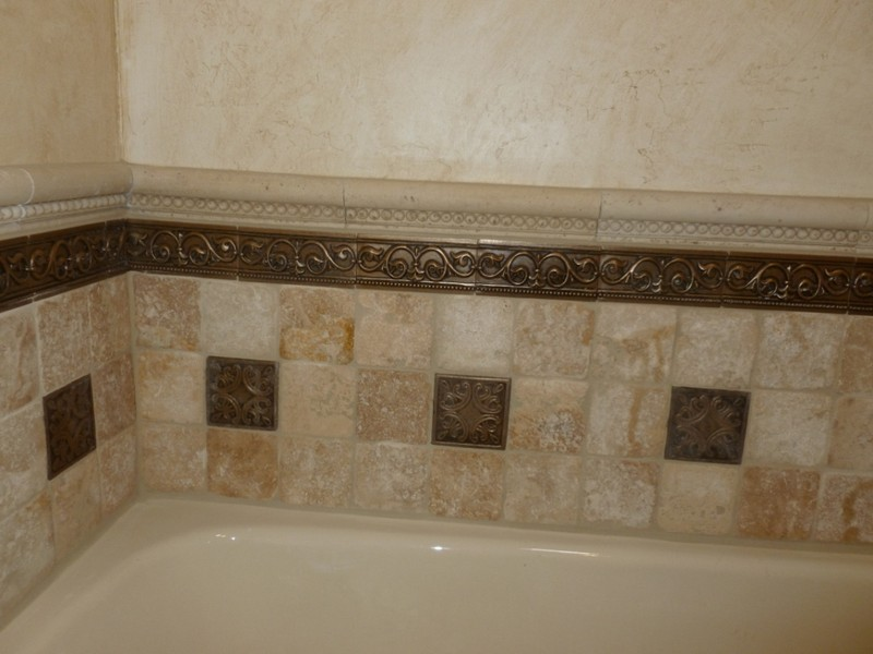 Bathroom Inserts With Tile