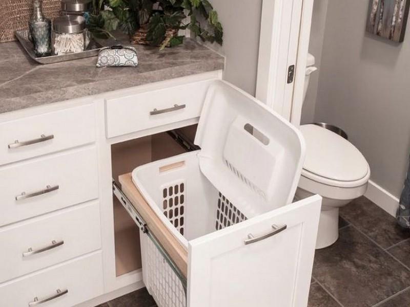 Bathroom Laundry Hampers