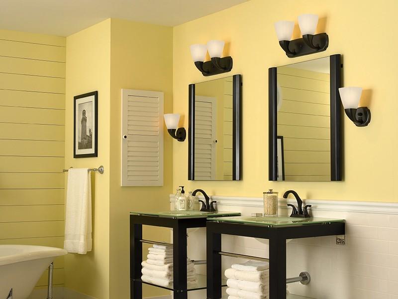 Bathroom Light Fixtures Home Depot