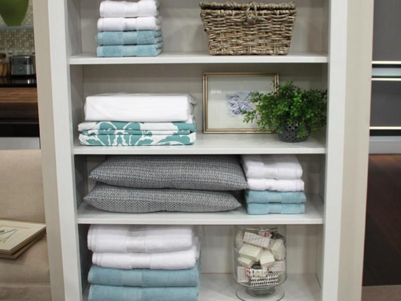 Bathroom Linen Closet Ideas