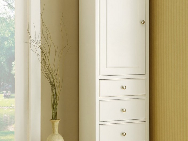Bathroom Linen Tower Cabinets