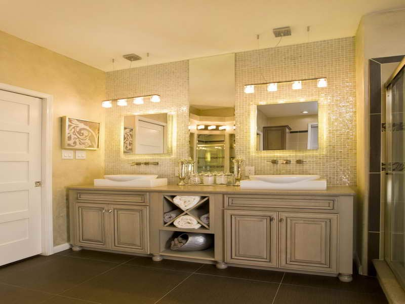 Bathroom Makeup Vanity Ideas