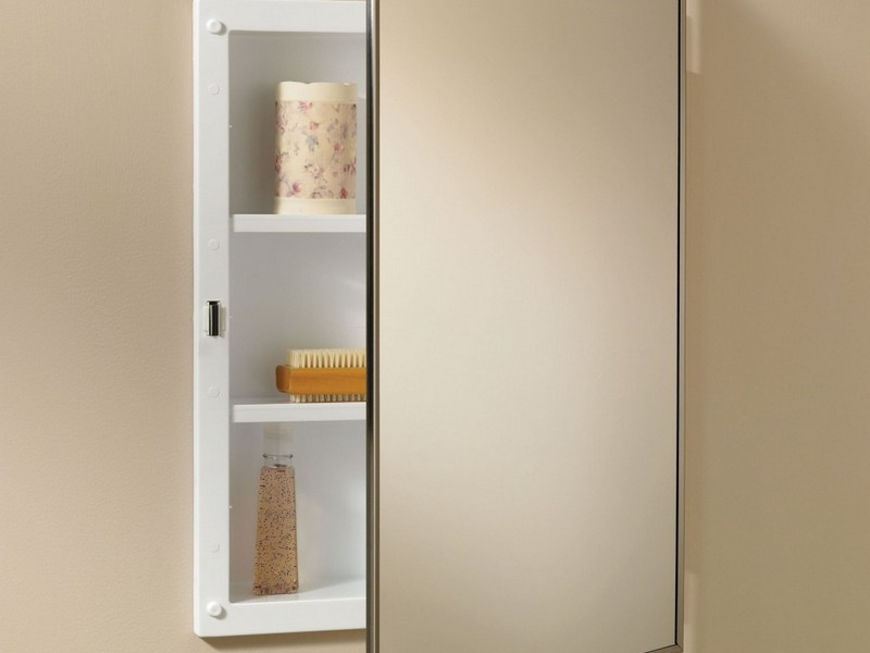 Bathroom Medicine Cabinet With Mirror And Lights