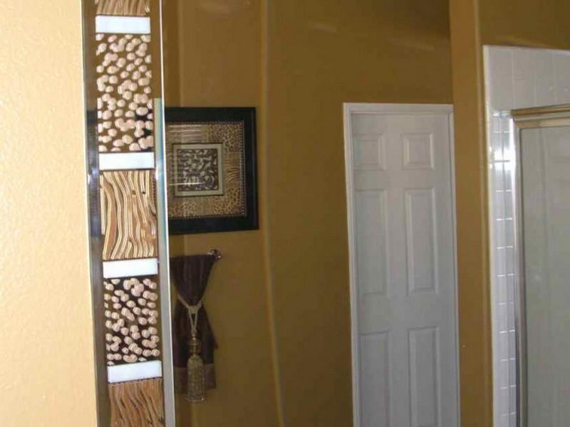 Bathroom Mirror Frames With Tile