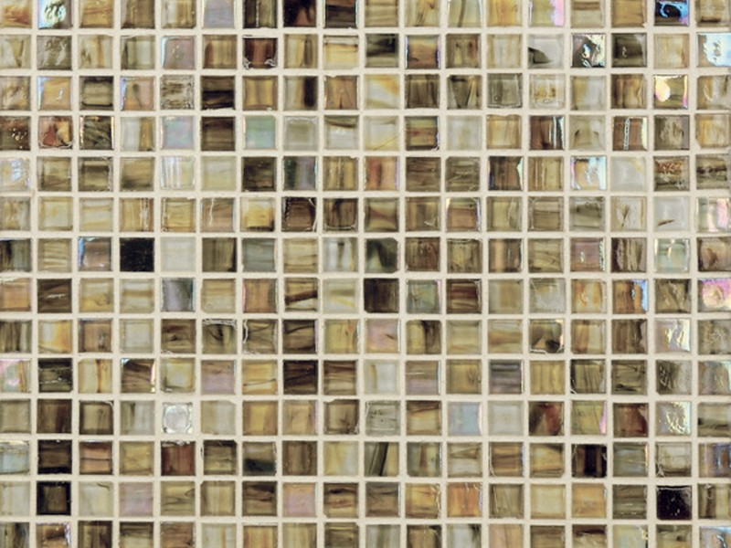 Bathroom Mosaic Tiles Texture