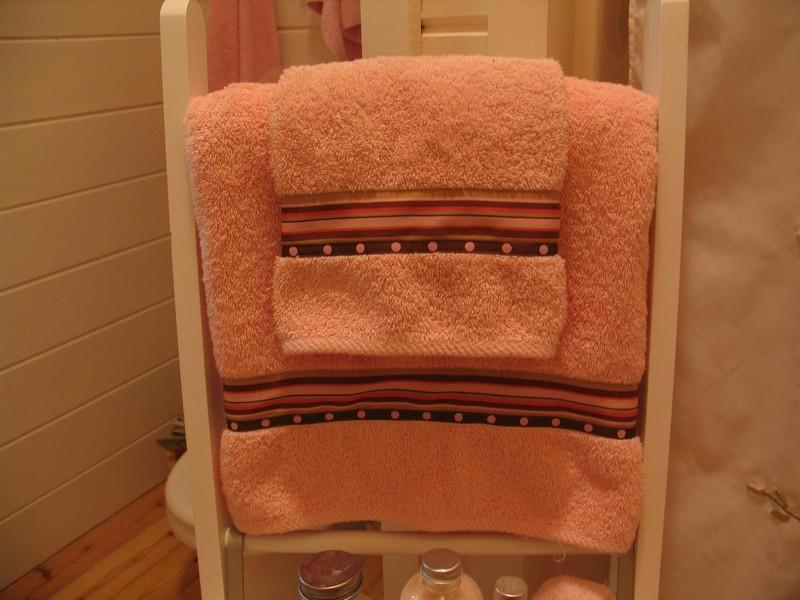Bathroom Napkins