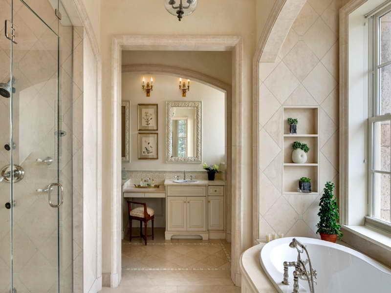 Bathroom Paneling Ideas