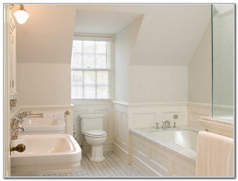 Bathroom Paneling Whiteboard