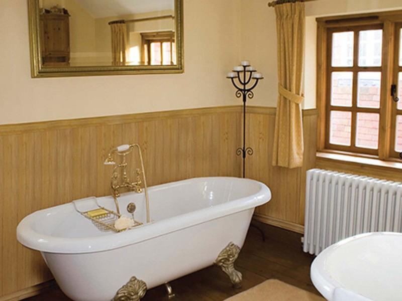 Bathroom Paneling