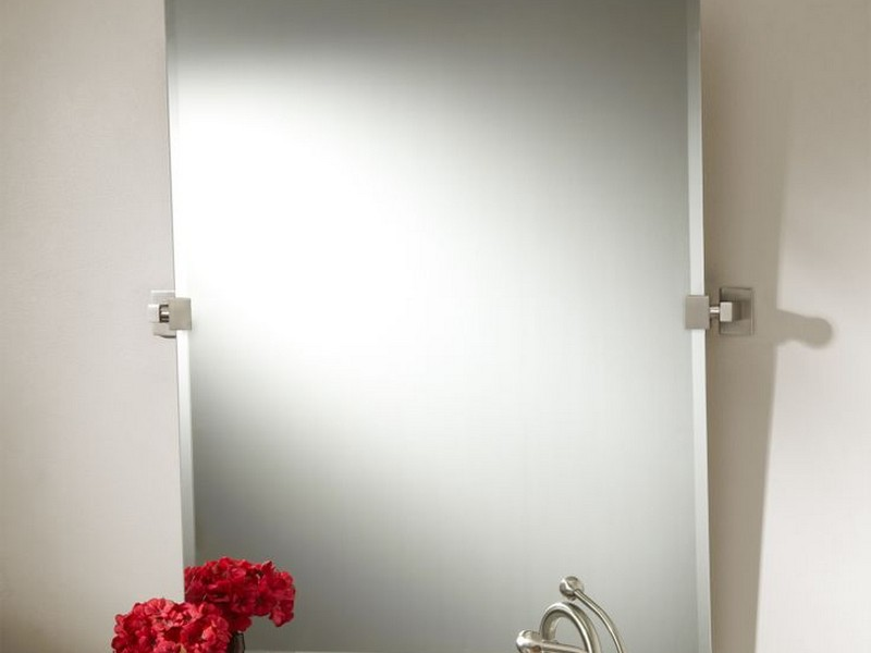 Bathroom Pivot Mirror Rectangular