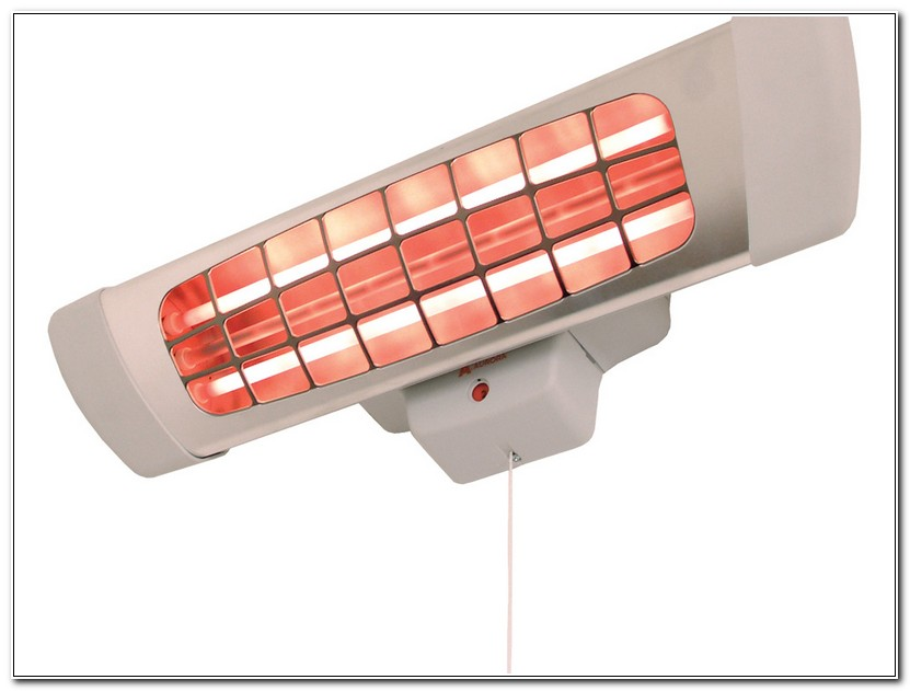 Bathroom Radiant Heaters Wall Mounted