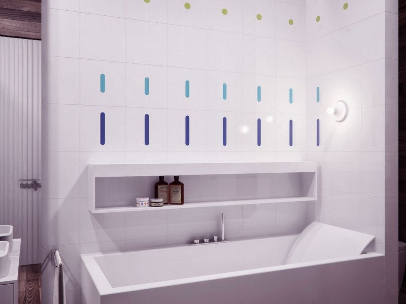 Bathroom Recessed Lighting Design