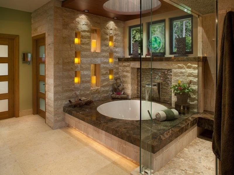 Bathroom Recessed Lighting Size