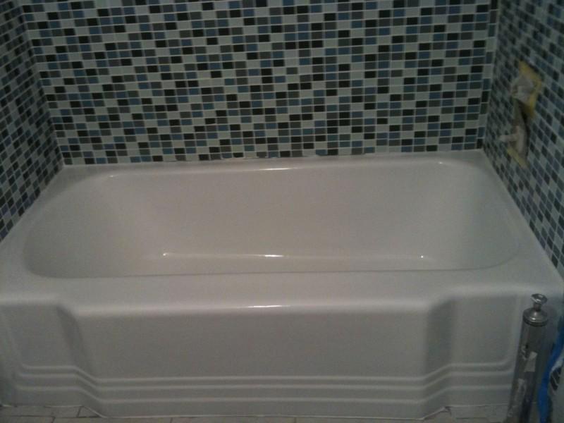 Bathroom Reglazing Nyc