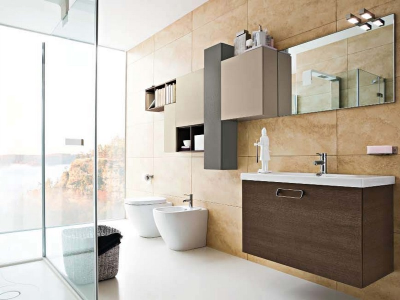 Bathroom Remodels Modern