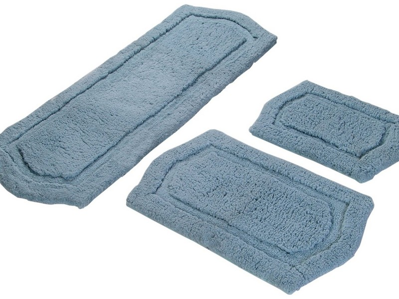 Bathroom Rug Sets 3 Piece